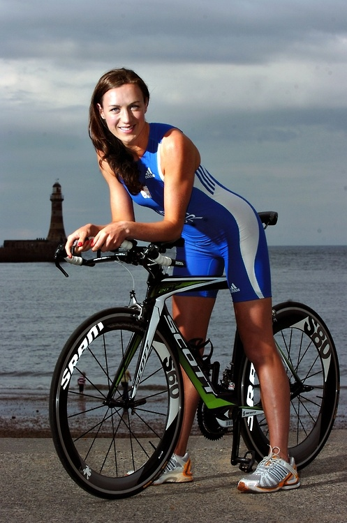 Anna Turvey from Seaburn is to compete in the world triathlon championships.