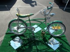 image photo velo lowrider numero 13