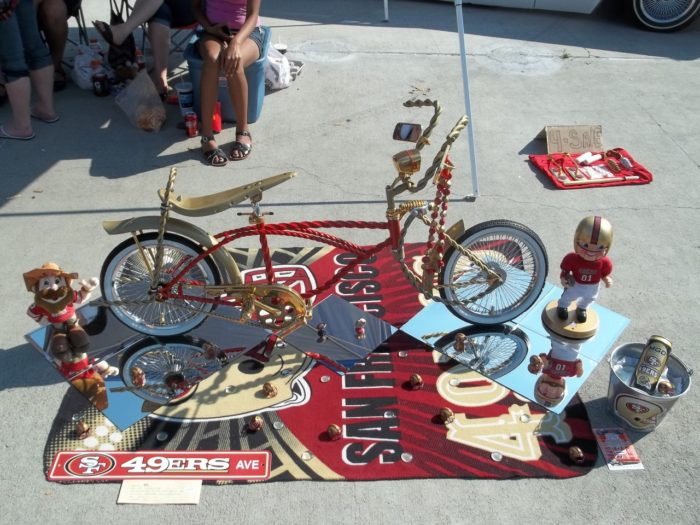 image photo velo lowrider numero 14