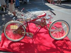 image photo velo lowrider numero 15