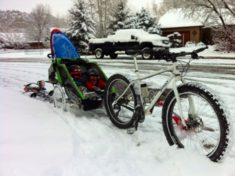 photo de velo fatbike sympa  06
