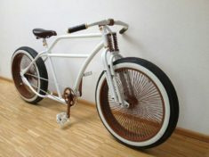 vacance et velo custom beachcruiser 35